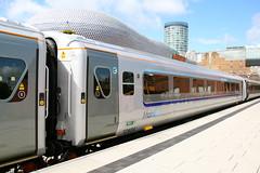 12604 Birmingham Moor Street 6/6/2012 (Martin Coles) Tags: train birmingham rail railway trains railways chiltern 12604 mkiii mk3 mark3 markiii birminghammoorstreet chilternrailways 12131 chilternmainline