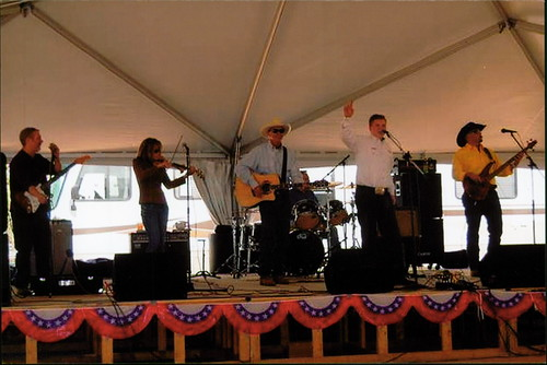 Van Dam Barn Dance with Runaway Train Band