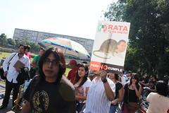 """#YoSoy132 en Tlatelolco 11 (Elias con acento en la """"i"""") Tags: mxico mexico mexicocity unam 132 tlatelolco uvm distritofederal estudiantes ibero ciudaddemxico ipn yosoy132 marchayosoy132"""