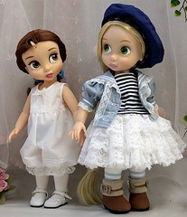 NEW ! ! Animators COLLECTION ! ! (tokyosho) Tags: cute hat clothing shoes doll disney clothes kawaii belle rapunzel