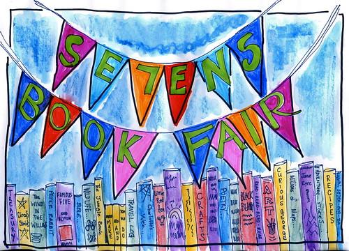 Se7en's Book Fair004