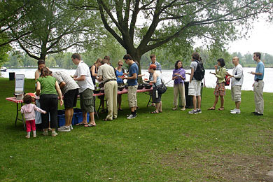 The Annual TBSI Picnic - 2007