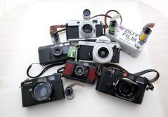 My 1000th image (Japancamerahunter) Tags: camera leica film japan canon lens nikon gear canonet ricoh chinon bellami cameraporn lensporn gearporn usefilm japancamerahunter