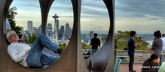 Napping (Andrew E. Larsen) Tags: seattle sky kerrypark papalars andrewlarsen andrewlarsenphotography kerryparkmystique
