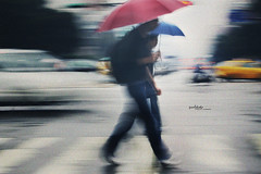 [street] raining day (pooldodo) Tags: street city people urban canon taiwan snap taipei   raining    pooldodo
