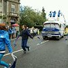 The relay in Coupar Angus (P&KC Archive) Tags: sport photography scotland community perthshire streetscene celebration 20thcentury relay olympicflame torchrelay localhistory olympictorch torchbearers couparangus historicevent civicpride perthandkinross ecsochistory recordinghistory
