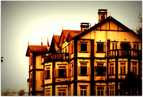 Old House , Darjeeling ...