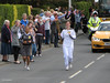 Torch relay through Scone (P&KC Archive) Tags: sport photography scotland community perthshire streetscene celebration 20thcentury relay olympicflame torchrelay localhistory olympictorch torchbearers couparangus historicevent civicpride perthandkinross ecsochistory recordinghistory