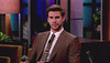 .Liam Hemsworth appears on NBC's 'The Tonight Show with Jay Leno' where he promotes his hit film 'The Hunger Games' USA