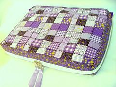 Capa de Notebook (Pé de Pera) Tags: case tecido capadenotebook pédepera