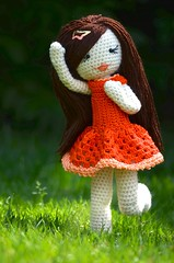 Amigurumi Lily Doll : The Worlds Best Photos of lilydoll - Flickr Hive Mind
