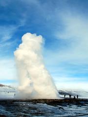haukadalur (Armin Synek) Tags: canon island iceland powershot geysir g11 haukadalur