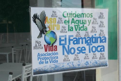El Famatina no se toca!!