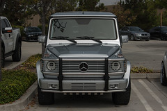 Mercedes Benz G55 AMG (CFlo Photography) Tags: house wheel mercedes benz open wheels rim g55 amg 2012 hre cflo hreopenhouse cflophotography