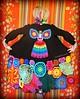 Fairy Princess In The Enchanted Forest - Irish Lace Upcycled Rainbow Hippie Crochet Sweater Coat (babukatorium) Tags: pink blue red orange black flower color green art wool fashion rose yellow dreadlocks butterfly circle sweater rainbow purple princess recycled handmade turquoise teal burgundy oneofakind coat crochet moda peach violet style fairy blonde button daisy bead romantic hippie dread psychedelic dreads tulle rasta embellished cardigan bohemian multicolor whimsical renew darkblue sequin haken häkeln emeraldgreen crochê ganchillo fuxia upcycled uncinetto yarnhair handdecorated woolhair yarndreads かぎ針編み daisyloom irishlace dreadextension tığişi horgolt uvgreen wooldread woolrovingdreads fakedread babukatorium