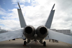 F/A-18 Business End