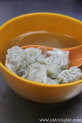 Wantan soup, Koon Kee Wantan Mee (Eat Only Lar!) Tags: food soup chinese dumpling wantan
