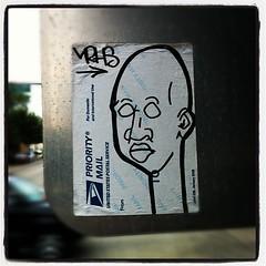VRHS (billy craven) Tags: chicago sticker usps handstyles slaptag vrhs label228 uploaded:by=instagram