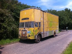 TIR 1961 Seddon MK 15/10 pantechnicon (South Strand Trucking) Tags: road old english history classic truck vintage project coach rust diesel box furniture rally transport engine engineering international lorry commercial funiture restoration british trucks van removal oldtimers essex recovery leyland lorries tir hgv seddon coachbuilt pantechnicon removallorry coachbuilders