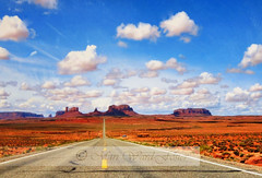 Farewell to Monument Valley (MarsW) Tags: usa movies indians monumentvalley ustrip johnwayne johnford navajonation arizonautah navajotriballand roadfrommexicanhat