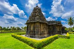 Bucheshwara Temple - Koravangala (bikashdas) Tags: karnataka india ind hoysala hoysalaarchitectures bucheshwaratemple koravangala hassan heritage