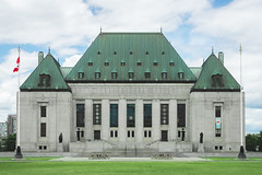 Supreme Court of Canada (Daniel Bissill Photography) Tags: light summer sky ontario canada green architecture composition zeiss landscape vibrant sony perspective adventure explore supremecourtofcanada sonya7 sonya7ii