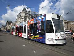 GVBA tram 2094 CS Amsterdam (Arthur-A) Tags: gvb gvba amsterdam nederland netherlands madame tussaud tram tramway strassenbahn streetcar electrico tranvia tramvia combino