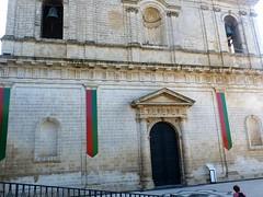 Palazzolo Acreide (Sr) - La Chiesa Madre in fase di avanzato restauro (Luigi Strano) Tags: chiesamadrepalazzoloacreide palazzoloacreide chiese church sicilia sicily italia italy