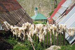 Lukomir Mosque (Nuuttipukki) Tags: lukomir mosque village traditional bosnia mountain eastern europe balkan bjelasnica hiking sheep wool dorfleben bosnien berge