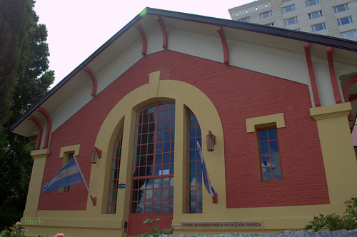 COMODORO RIVADAVIA: Centro de Exposiciones
