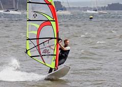 Aug20300a (Mike Millard) Tags: hamworthypark pooleharbour windsurfers