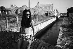 near the tonnara (gorbot.) Tags: leicam8 carlzeiss35mmbiogonf2zm mmount rangefinder vscofilm roberta sicily sicilia tonnaradivendicari blackandwhite monochrome summer