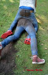 jeansbutt10625 (Tommy Berlin) Tags: men jeans butt ass ars levis fight