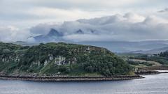 DSC08558_S.jpg (Mac'sPlace) Tags: isleofskye portree fog mist hills mountains sea bouy cliffs
