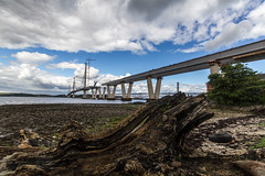 Forth Crossing_073016046 (Jistfoties) Tags: forthbridges forth bridge pictorialrecord civilengineering southqueensferry northqueensferry riverforth