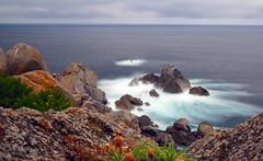 A cloudy day (syssy70) Tags: cabo de bares galizia galicia spagna espana espagne punta faro sea seascape long exposure nd filter filtro grey mare cantabrico