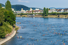 Basel Rheinschwimmen 2016 (TM Photography Vision) Tags: basel rhein rheinschwimmen schwimmen 2016 sony zeiss 135 18 a850 850 landscape veranstalltung