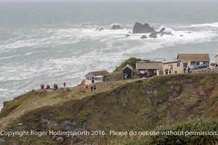 Lizard Point! (doublejeopardy) Tags: mist thelizard gale cornwall places sea lizard england unitedkingdom gb