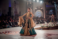 image 4 (6/7 productions) Tags: lahore pakistan fashion week telenor 2015 bridal couture glamour stage