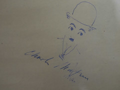autograph of Charlie Chaplin (Kristoffersonschach) Tags: ringofkerry rotel ireland peat portmagee