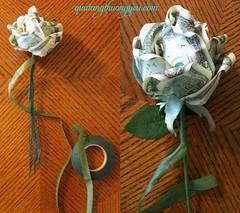 Hng dn lm hoa hng t dollar tng v ngy sinh nht (nhungcandy96) Tags: lm qu handmade gift