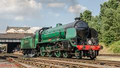 777 Sir Lamiel (LMSlad) Tags: great central railway loughborough 777 sir lamiel southern n15 460