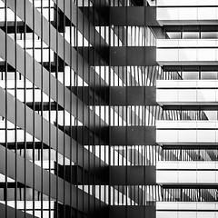 sure is (mahohn) Tags: 11 abstract architecture bw fujix10 hamburg monochrome reflection