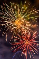 _DSC0752 (marilynwe) Tags: 2016 becca chris family marinersgame rebecca safecofield turnerfamily fireworks