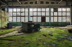 Sperrzone Tschernobyl---Fabrik Jupiter (Nils Grudzielski) Tags: lostplaces abandonedplaces urbanexploration verlasseneorte marode morbide urban explore tschernobyl prypjat lost old sperrzone zone fabrik industry industrie desolate decay ruin rotten leer work