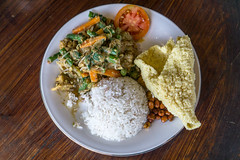 Bali, Indonesia (DitchTheMap) Tags: 2016 food jakarta java munduk seasia asian background bali batik bean boiled bowl cabbage cooking cucumber cuisine diet dish egg flickr gado gadogado health healthy horizontal indonesia indonesian nobody peanut plate potato salad sauce soy soya spicy sprout string tofu top traditional vegetable view