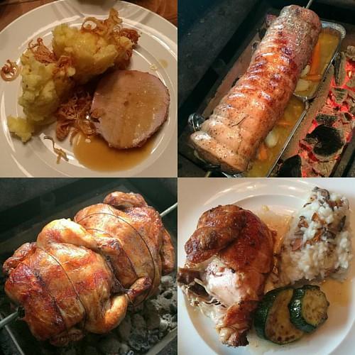 Mein Wochenende am #Grill :) #grillen #bbc #fleisch #foodie #food #essen #nofilter #pork #chicken #huaweimate8 #huawei #stmk #austria