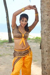 South Actress SANJJANAA Photos Set-6-Mahanadi Clips (9)