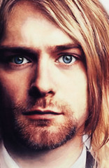 This and more for sale, link below (Dra B.) Tags: kurt cobain star celeb art blue eyes grunge rock nirvana blond dead best singer songwriter 90s