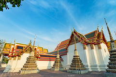 Wat Mahathat Yuwaratrangsarit (Context Travel) Tags: bangkok shutterstock